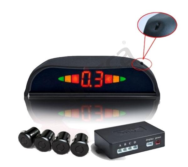 带反向LED显示器-PS 328