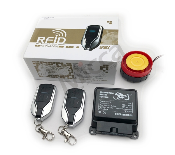 Alarmas de Motocicletas-MC760