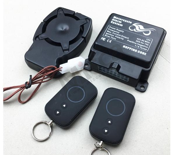 Alarmas de Motocicletas-MC752