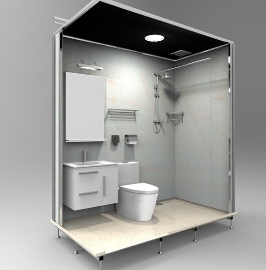 英皇卫浴:推出快装式整体卫浴  重磅出击整装产业