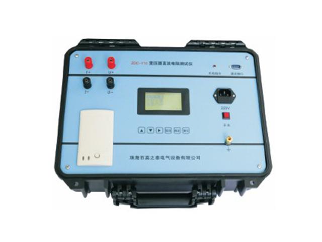 直流電阻測試儀系列