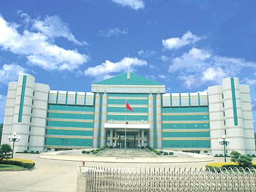 南海丹灶鎮政府辦公樓