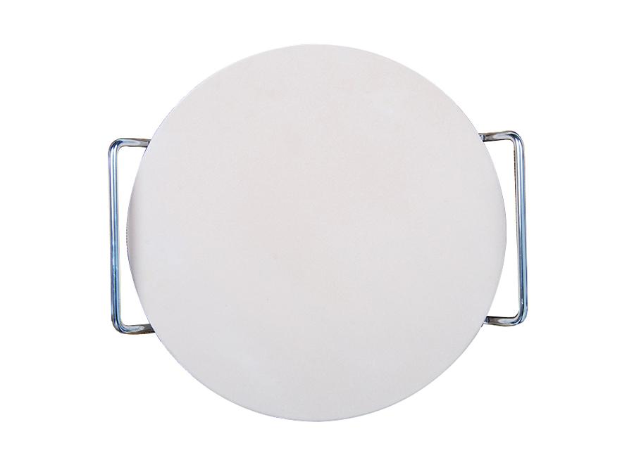 Glazed pizza board
