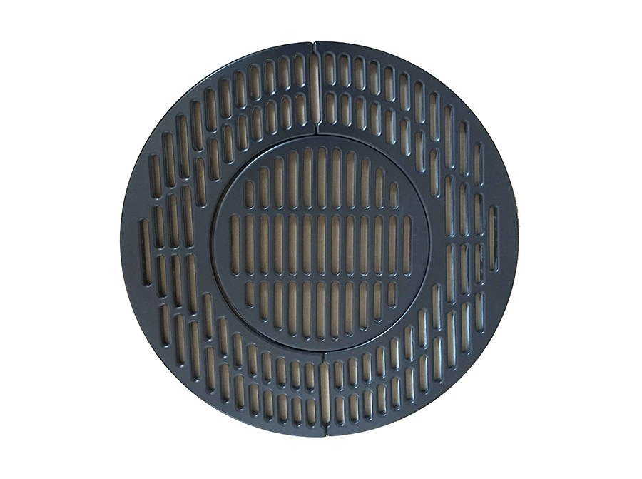 Ceramic grid