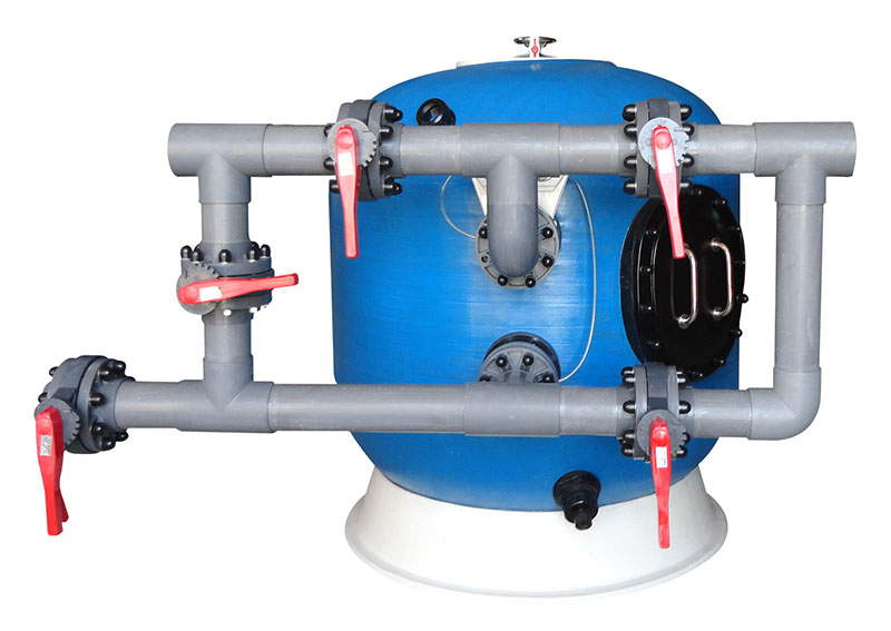 CC series commercial sand filter