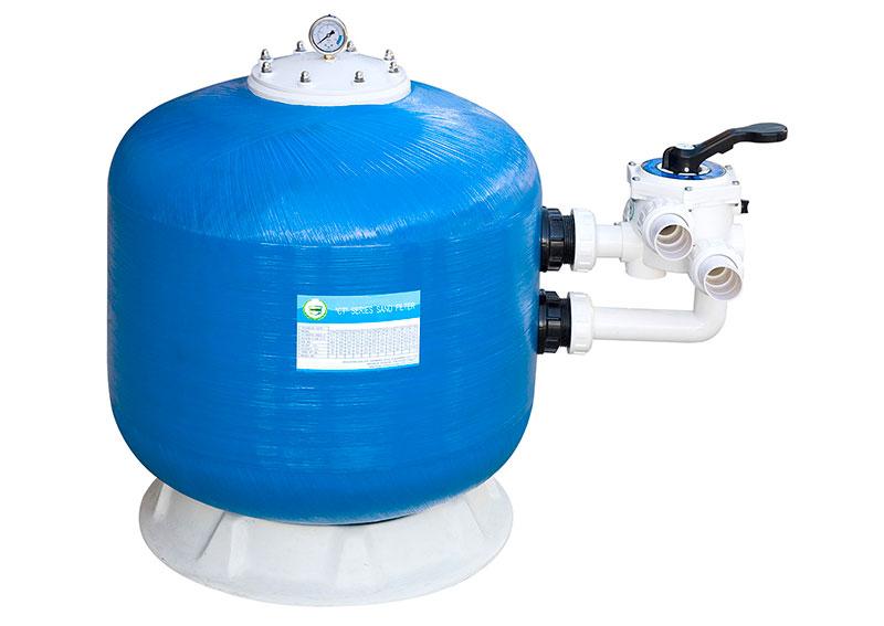 CS series side mount sand filter
