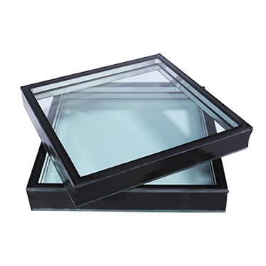 Low-E中空节能玻璃(三银、双银、单银)