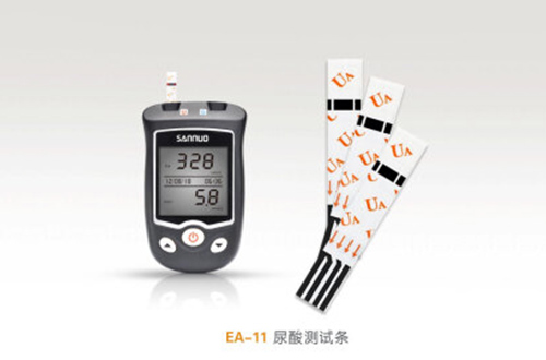 三诺EA-11血糖尿酸仪