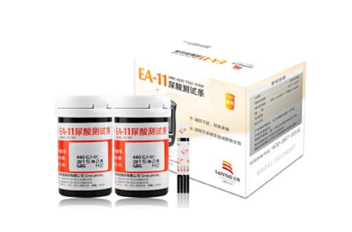 三诺EA-11尿酸试纸