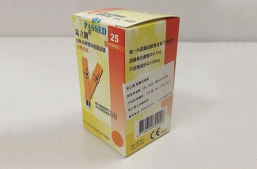 易立测尿酸试纸