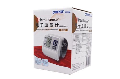 欧姆龙8611血压计