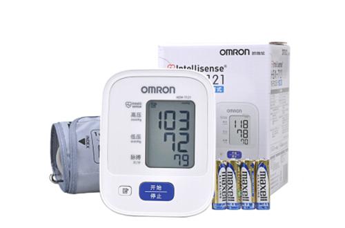 欧姆龙7121血压计