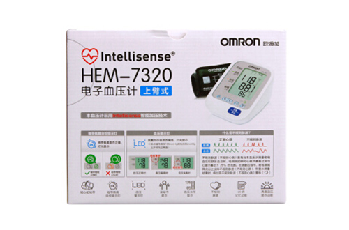 欧姆龙7320血压计
