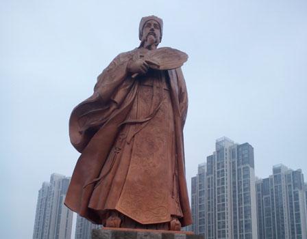 人物广场雕塑