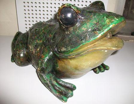 仿真动物雕塑-蟾蜍