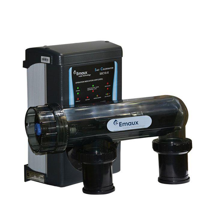 泳池设备 水处理加药设备 意万士盐氯机 电解盐氯机