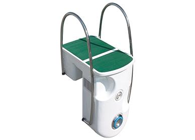 一体化泳池过滤设备-HK-02壁挂式一体化泳池过滤设备