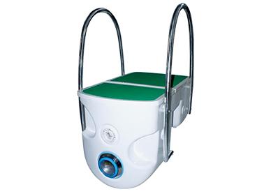 一体化泳池过滤设备-HK-03一体化挂壁机-儿童型