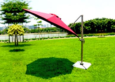 圆形罗马伞