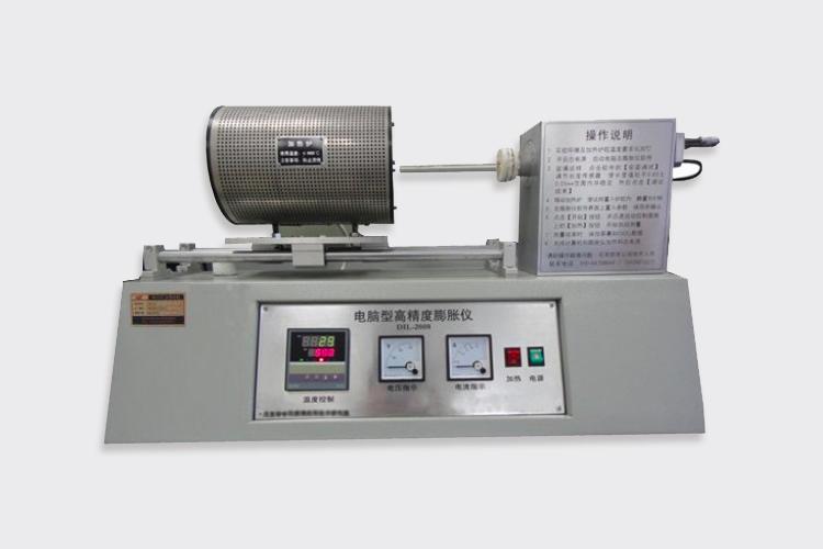 高精度卧式膨胀系数测量仪