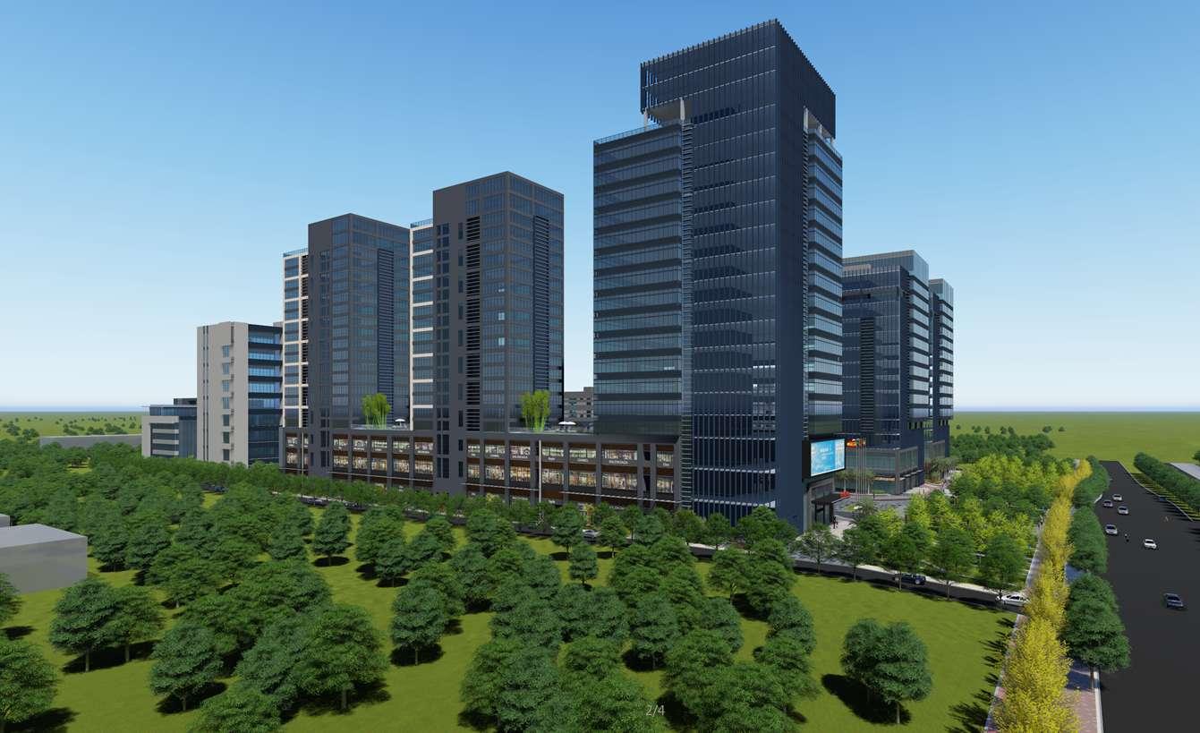 廣州萊迪創新科技園工程
