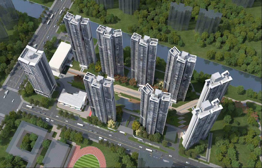 翠亨新區雅居樂北塔項目G83地塊工程