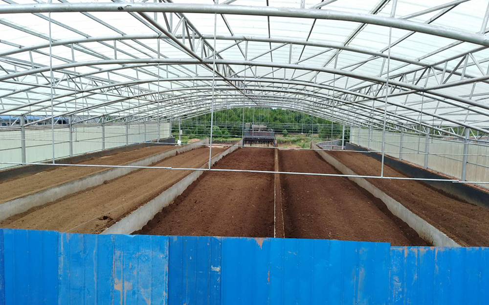 Ectopic Fermentation Bed Manure Treatment Project