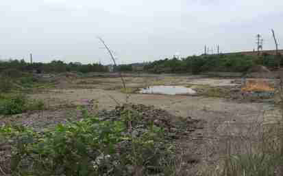 Soil pollution repair case of the old site of coking plant