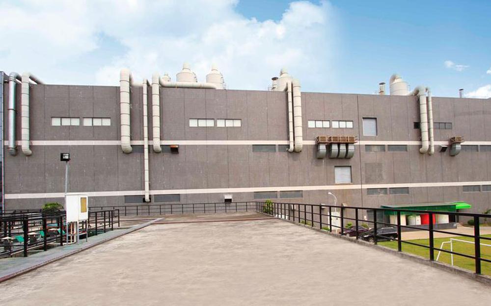 酸堿廢氣工程——惠州金百澤電路科技有限公司