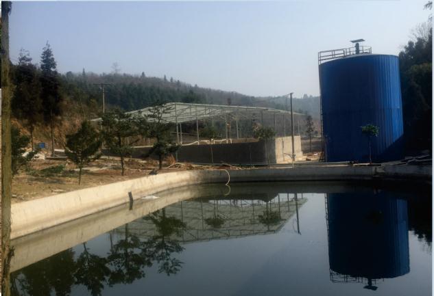 湖南新九方科技有限公司—生物降解生豬糞污項目