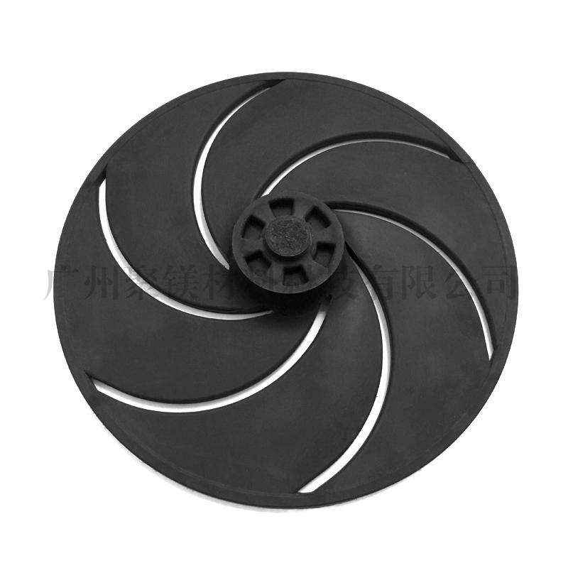 叶轮、空心叶片类-广州聚镁材料公司供应叶轮陶瓷型芯 易成型不断芯易清理砂芯 铸造型芯