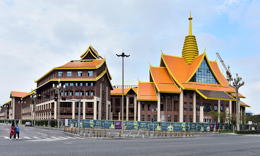 貴陽——東盟小鎮