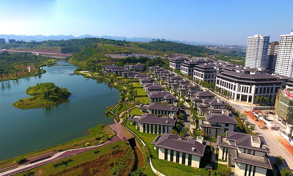 重慶——格力兩江總部公園