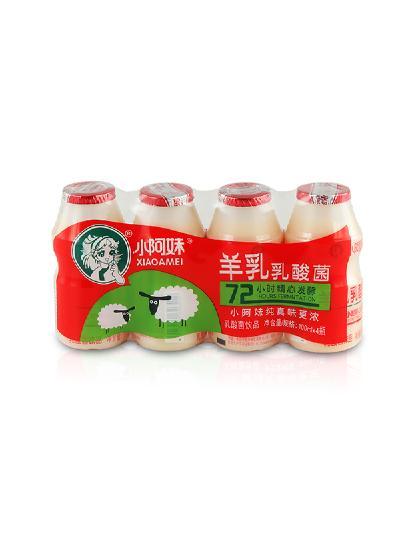 小阿妹-羊乳乳酸菌100ml禮盒