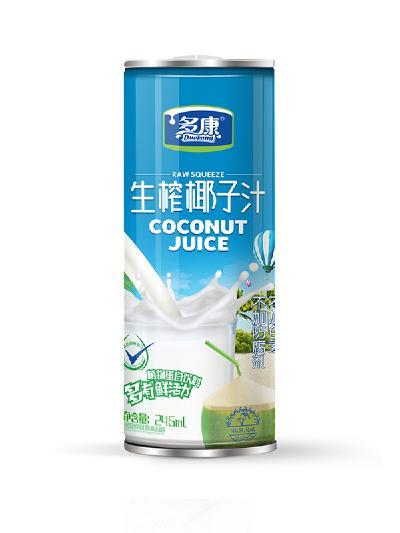 多康-245ml生榨椰子汁