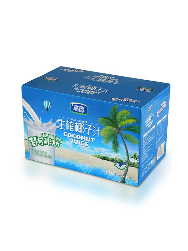 多康-500ml生榨椰子汁