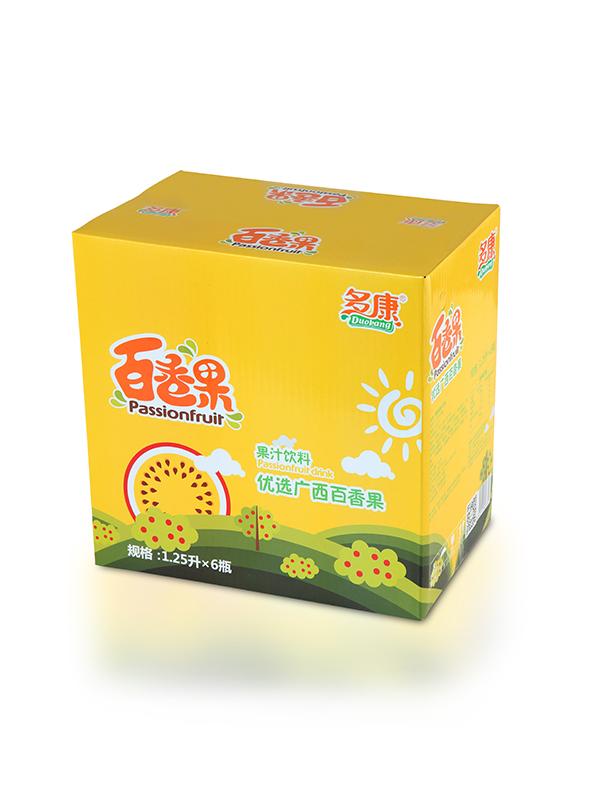 多康-1.25L百香果果汁