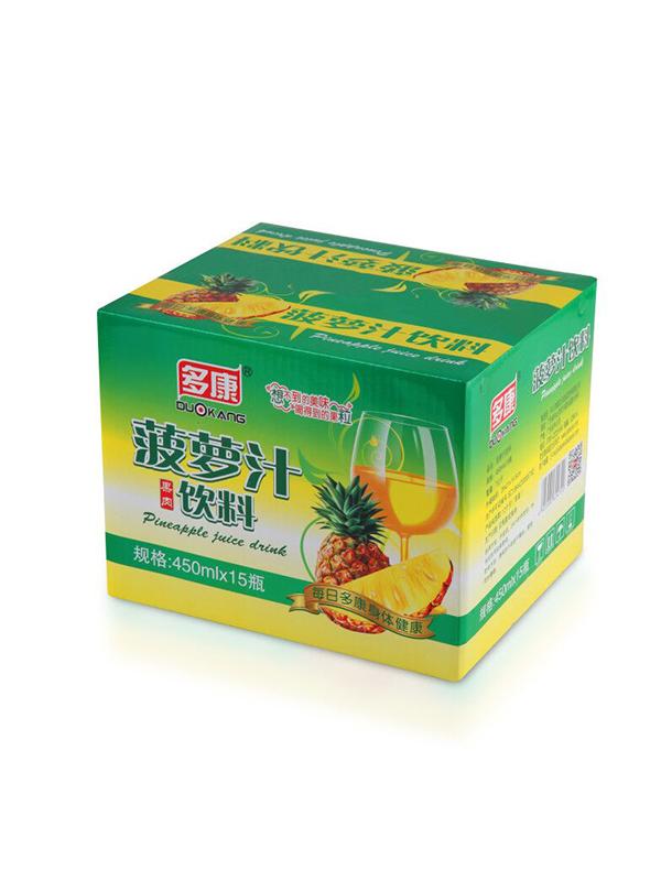 多康-450ml菠萝汁