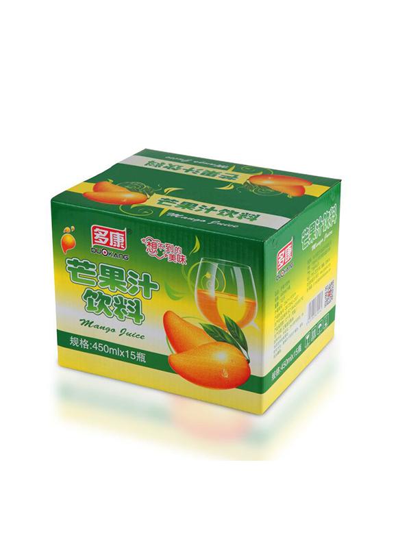 多康-450ml芒果汁