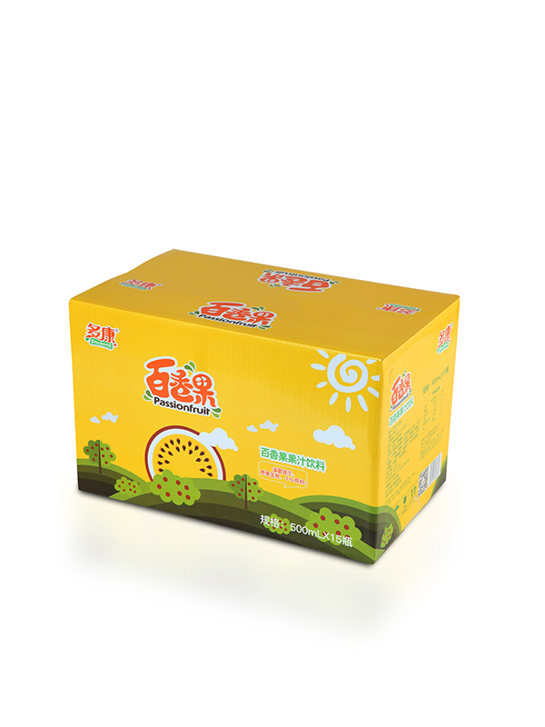多康-500ml/百香果果汁