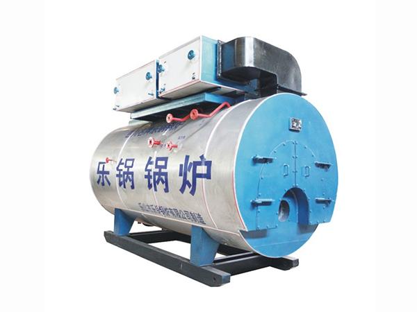 低氮冷凝式燃(油)氣蒸汽鍋爐