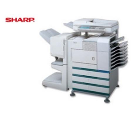 夏普-(SHARP)-IM4511-3511黑白复合机-黑白打印复印扫描一体机出租