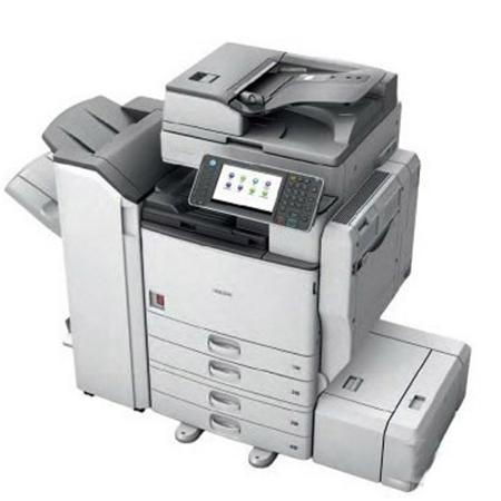 九成新理光-MP5002数码黑白复印机A3雷竞技官网下载网络打印扫描一体机