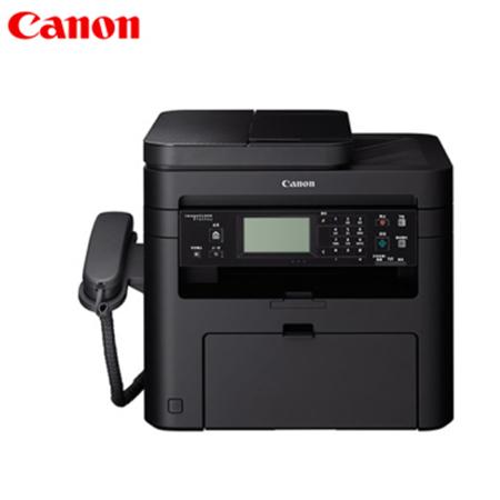 Canon-佳能-MF249dw-黑白激光多功能一体机