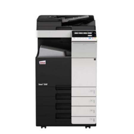 DEVELOP德凡-ineo+368-A3彩色多功能复合机扫描打印复印机一体机租赁