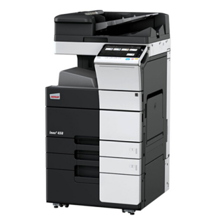 DEVELOP雷竞技电竞-ineo+458-A3彩色多功能雷竞技官网下载扫描打印复印一体机