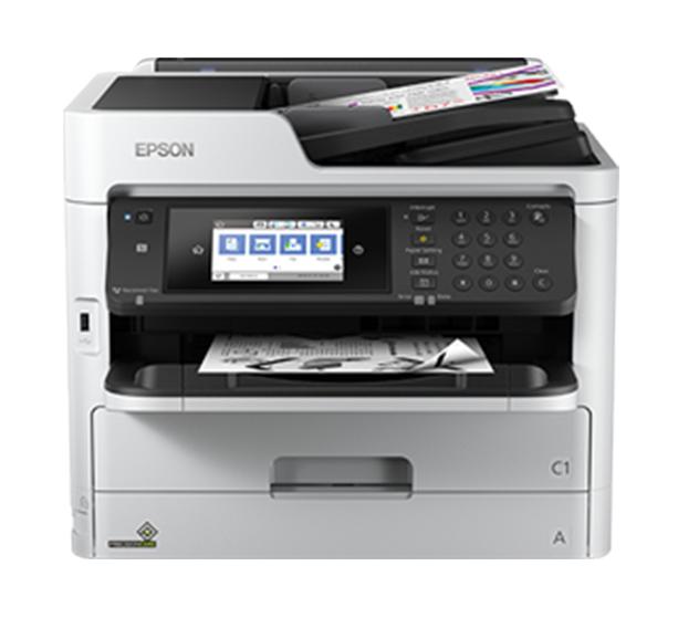 爱普生 WF-M5799a 高端黑白商用墨仓式®一体机