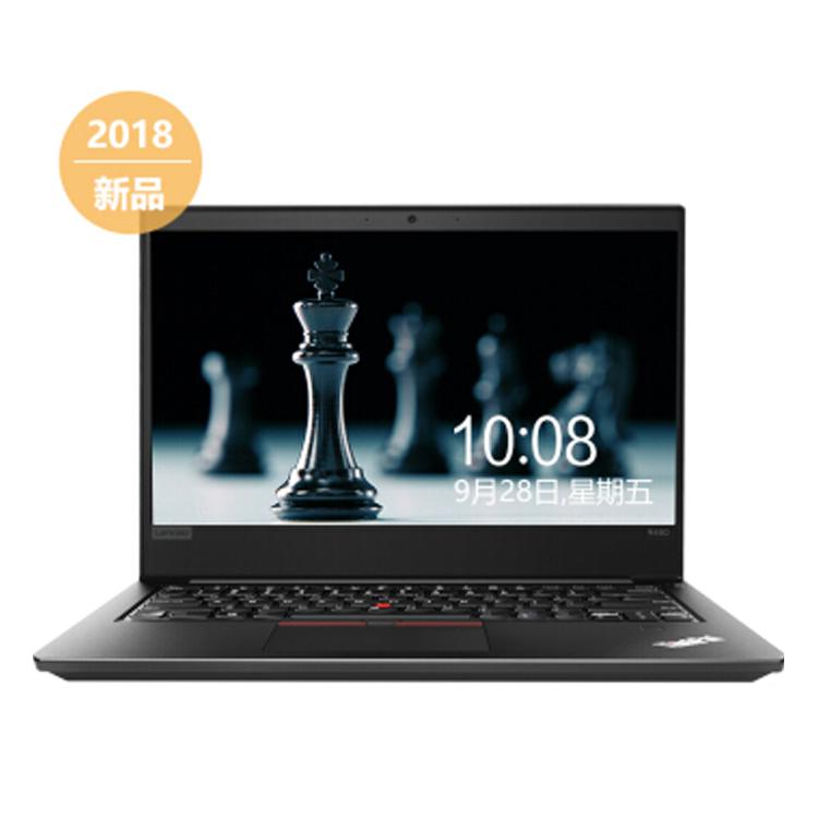 ThinkPad 联想R480 14英寸轻薄商务笔记本电脑 ( 0VCD:i3-7020 4G 500G固态 指纹识别+Win10系统)
