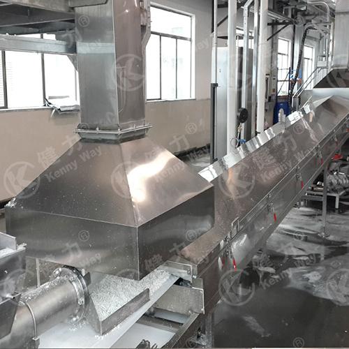 波紋米粉生產線(KR3型)