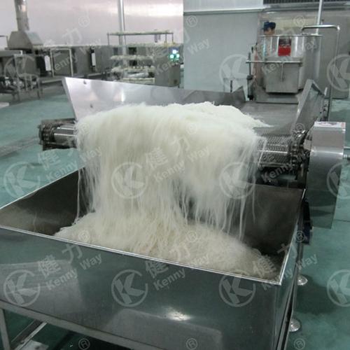 自熟即食米粉(過橋米線)生產線(KR5型)